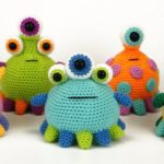 Adorable Amigurumi Alert! Tippy Toe Monsters By Moji-Moji Design