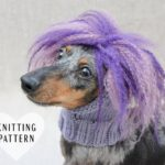 Fuzzy Fabulous Doggy Wigs for Cosplay Fun … Knitters Take Note!