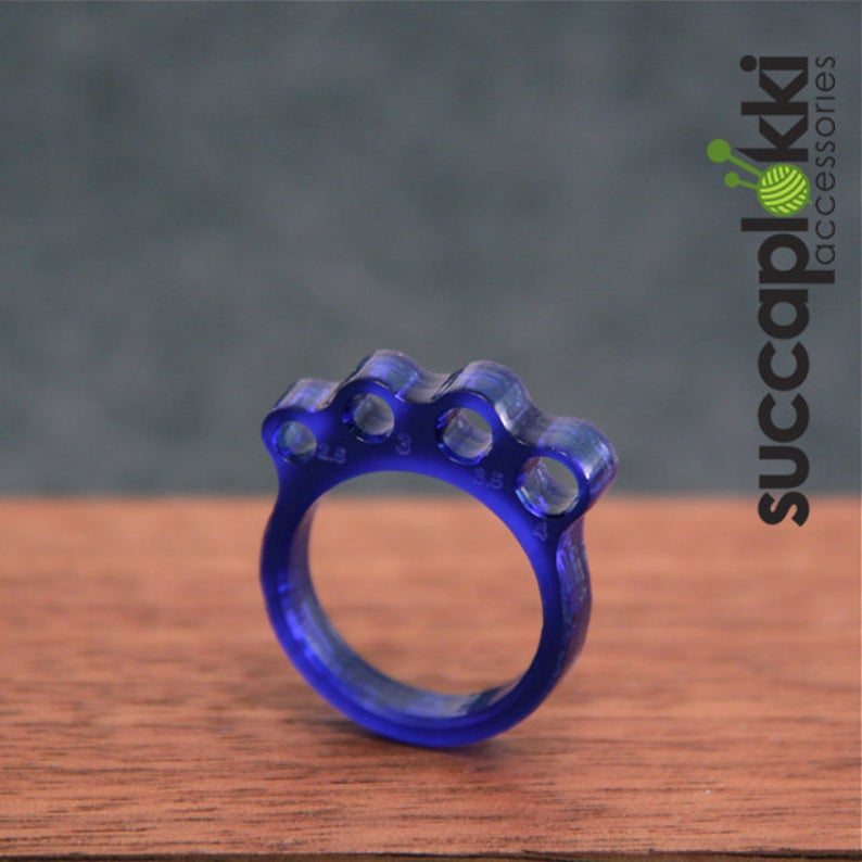 Designer Spotlight: Unique and Unusual Gauges For Knitters and Crocheters ... They Make Great Gifts!