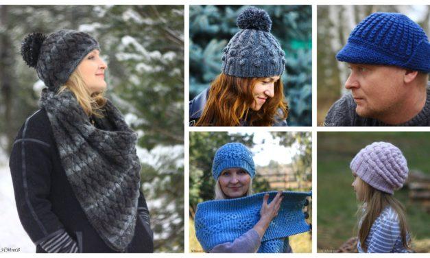 Designer Spotlight: Unique Knitwear By Valiantsina Tsvyrko of HMmadeBelarus