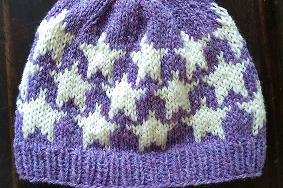 Knit a 'You Are Entirely a Star Child' Hat … FREE Pattern!