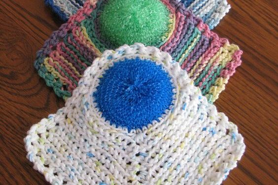 Need a Quick Gift? Crochet a Wonder Scrubcloth!