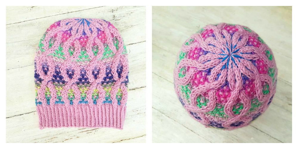 This Stylish Knitted Hat Trio Will Have You Winning Christmas This Year! It's a Handmade Hat Trick!