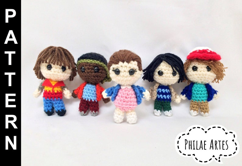 Get the pattern from PhilaeArtes #crochet #amigurumi
