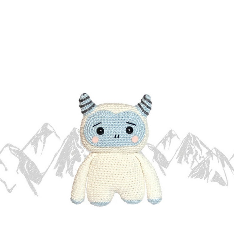 Get the crochet pattern from RoKiKi #crochet #amigurumi
