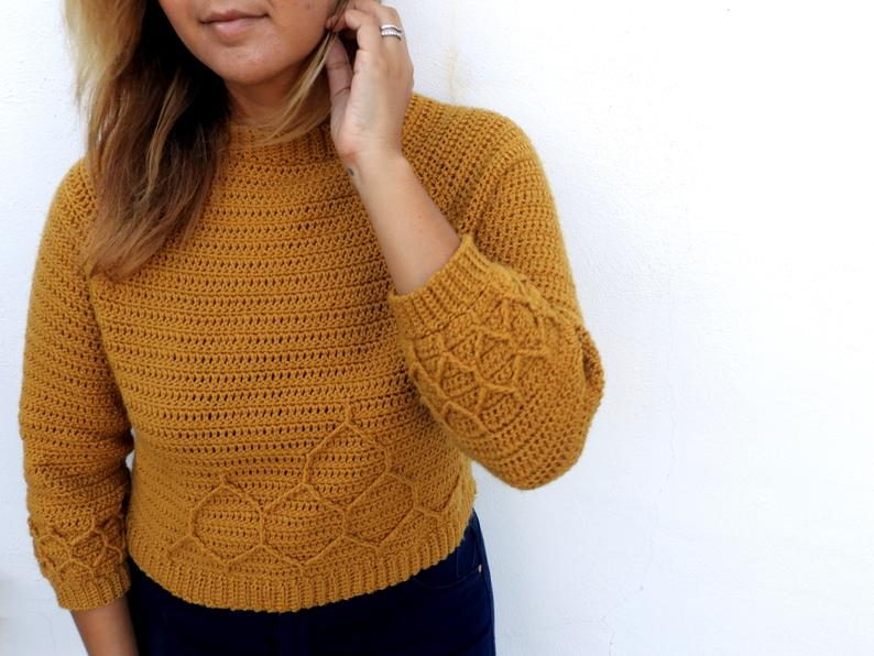 Designer Spotlight: Creative & Colorful Crochet Patterns From Sandra Gutierrez of Nomad Stitches