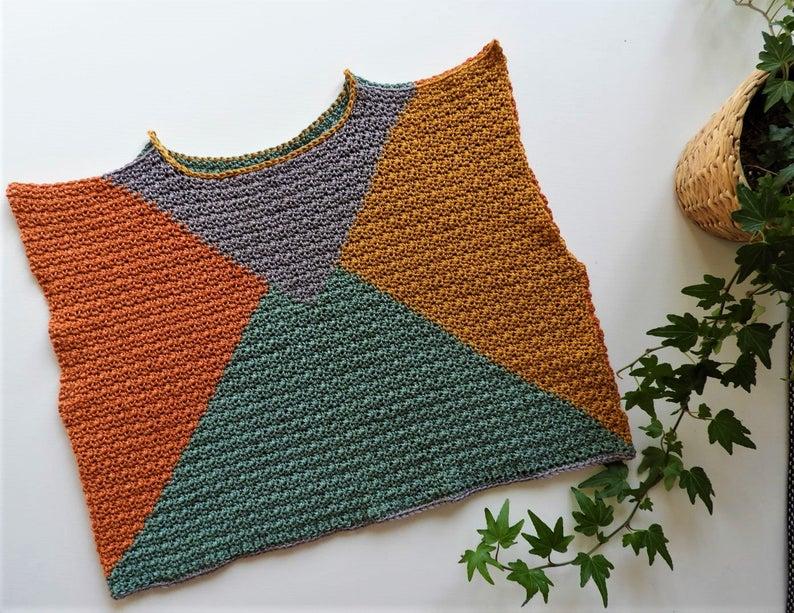 Designer Spotlight: Colorful Crochet Patterns From Sandra Gutierrez of Nomad Stitches