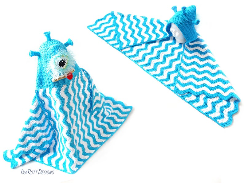 Get the crochet pattern from Ira Rott #crochet #baby #giftideas