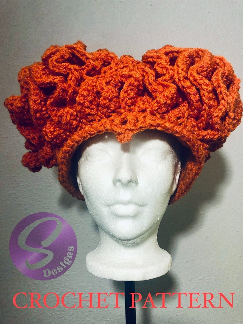 Get the pattern from Sonia Childers #crochet #cosplay
