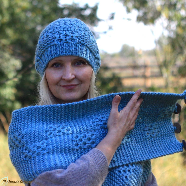 Designer Spotlight: Unique Knitwear By Valiantsina Tsvyrko of HMmadeBelarus