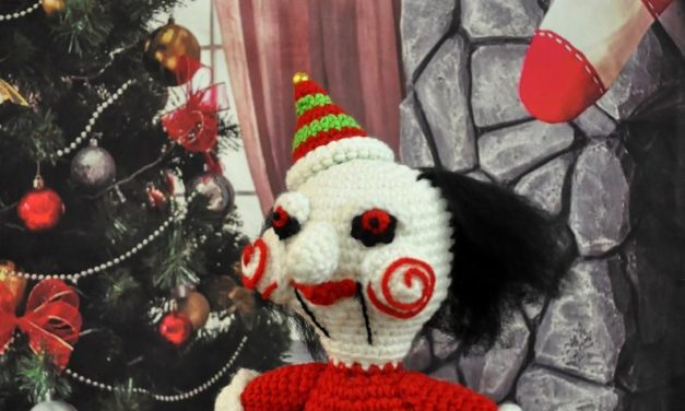 Crochet a Jigsaw-Inspired Elf on the Shelf, Billy the Elf, For Christmas!