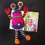Crochet a Space Crab … Fun Amigurumi Based On Child's Drawing