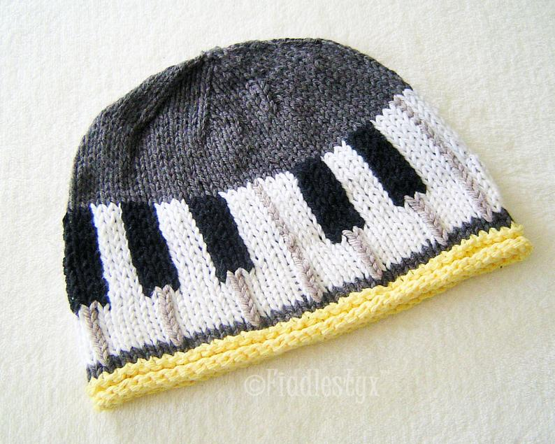 7 Awesome Seasonal Hats and Beanies Designed By Martha Johnson of Fiddlestyx Studios