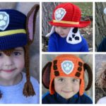7 Perky Paw Patrol Hat Patterns For Crocheters! Paw Patrol, Paw Patrol …