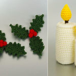Cute Crochet Christmas Patterns Designed By Planet June
