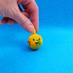 Knit a Little Dreidel With a Free Pattern From Mochimochi Land