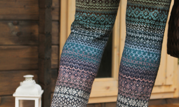 Say Hello To The Only Knit Pants I'd Ever Wear, They're Absolutely Stunning!