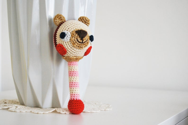 Designer Spotlight: De Estraperlo's Crochet Toys For Childish Grown-Ups