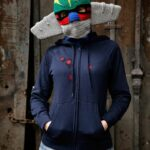 Incredible Steel Jeeg Mask Cosplay Crocheted By Momou Crochet … Wow!
