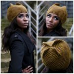 Knit a Gorgeous 'Get Garter' Hat Designed By Woolly Wormhead
