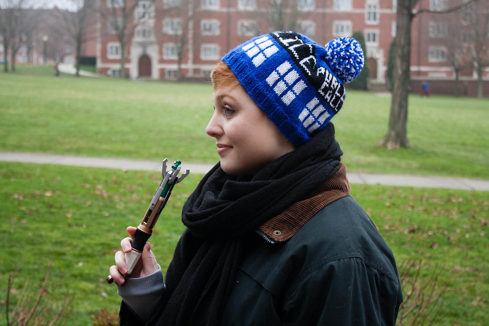 The Free TARDIS Beanie Patterns You've Been Waiting For, Thanks Alena Ruman!