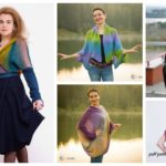 Designer Spotlight: Creative & Colorful Knitwear Designed By Galina of To Be Studio