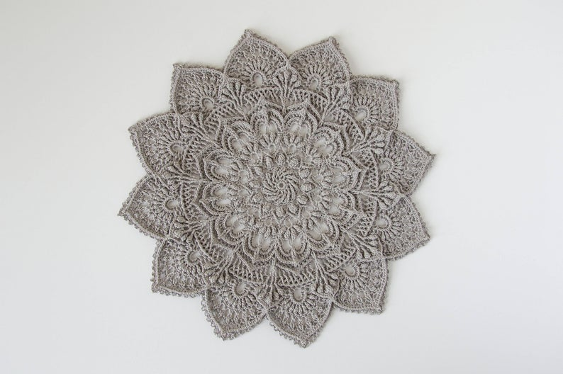 More Than 20 Magical Mandala Patterns For Crocheters To Choose From!