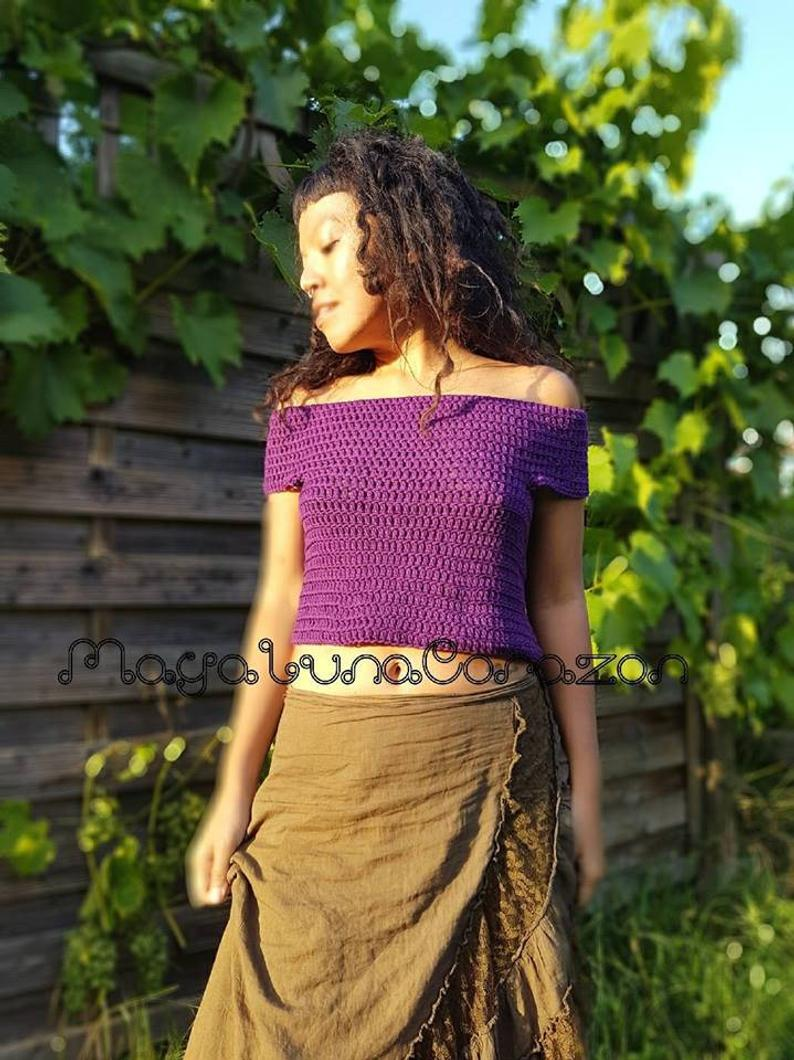 get the crochet pattern designed by Matinee Maya Imchum #crochet
