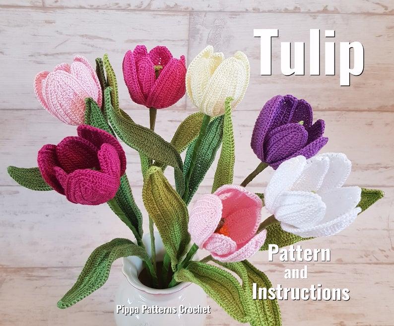 Get the crochet pattern from Pippa Patterns #crochet