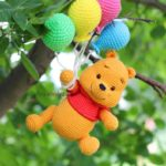 Crochet a Tiny Wee Pooh Amigurumi … He's Perfect! There's a Piglet Too!