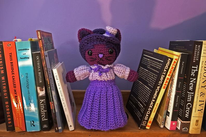 Get the pattern from Oriana of Stitched Whimsy Shop #crochet #etsy