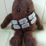 Knit a Furry Chewbacca Amigurumi, So Unique and Cute Too!