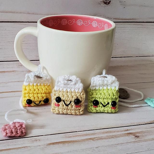 Sheep bookmark Crochet Pattern Amigurumi (LittleOwlsHut) by ... | 640x640