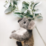 Knit a Cuddly Koala With This Free Pattern From Claire Garland