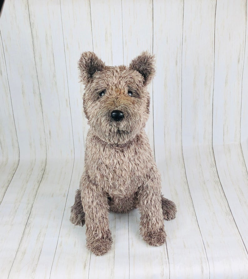 Designer Spotlight: These Crochet Dogs Look So Real! And Yes, You Can Make 'Em!