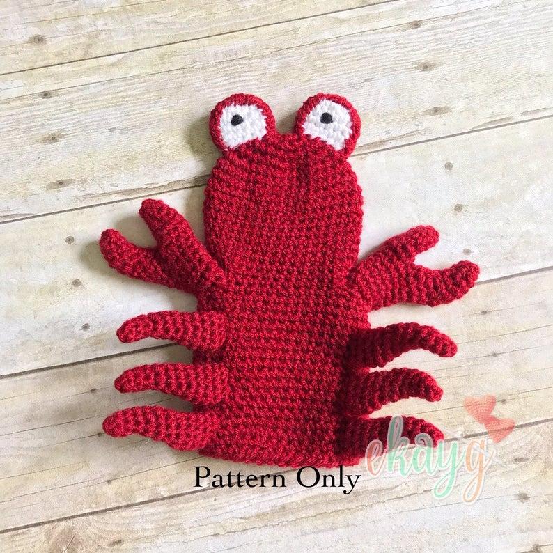 Get the crochet pattern designed by Erin Greene #crochet