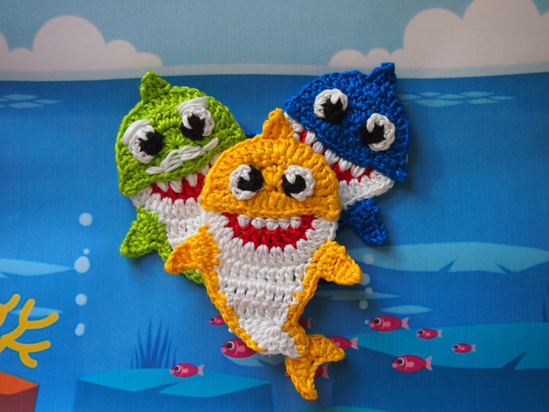 Get the pattern, designed by Olya of Colorful Easy Crochet #crochet