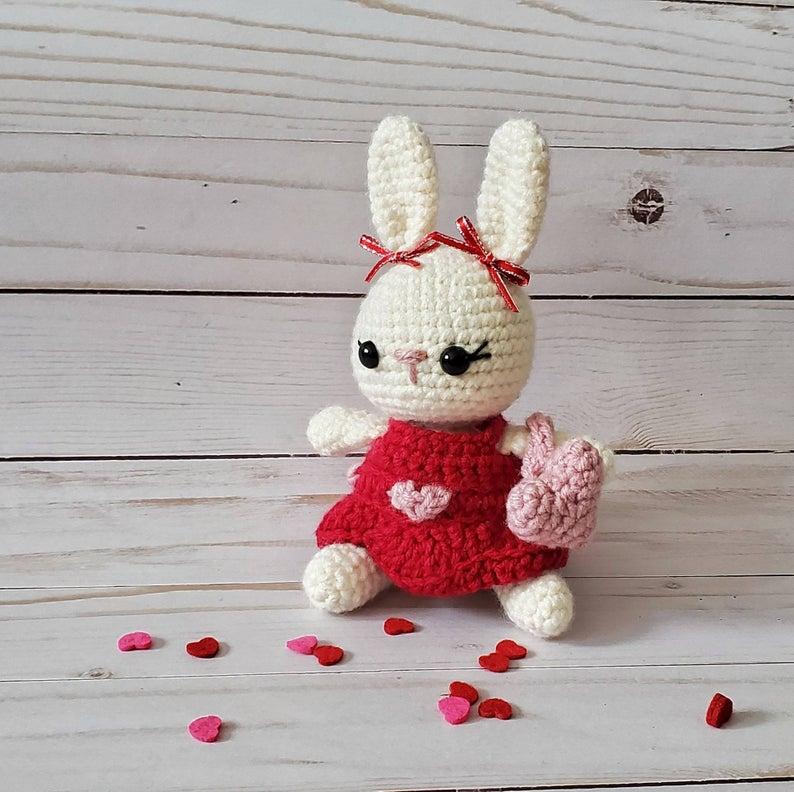 Get the crochet pattern, designed by The Cozy Chipmunk #crochet #amigurumi