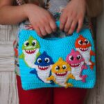 Everyone Needs A Crocheted Shark Handbag!
