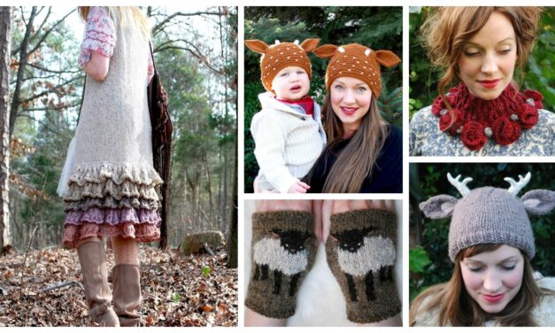 Designer Spotlight: Beautiful, Precious, Delicate… Fall In Love With Twee Knitwear Designed By Tiny Owl Knits
