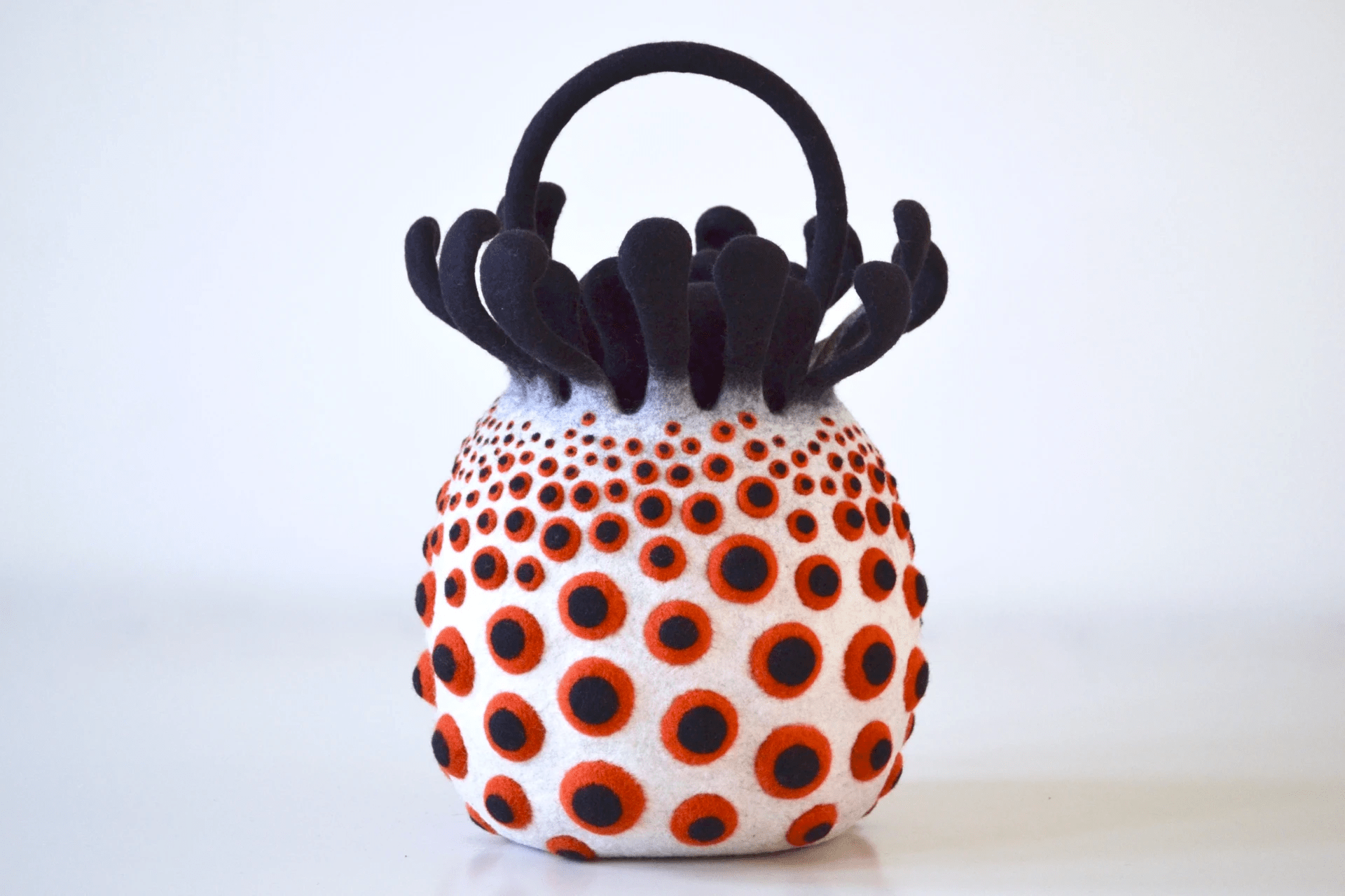 Fine Artist Atsuko Sasaki Makes Incredible Felt Object Bags That Are Nothing Short Of Eye-Popping ...
