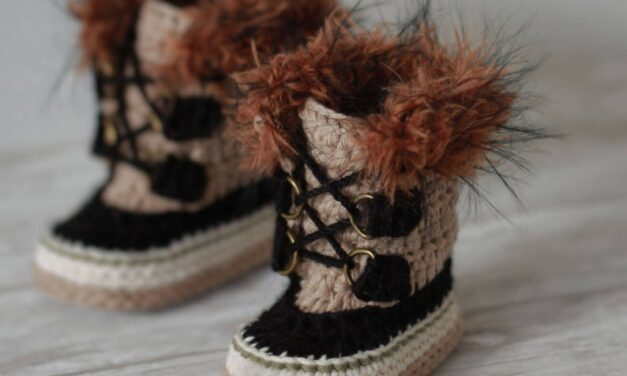 The Cutest Winter Boot Baby Booties You Ever Did See