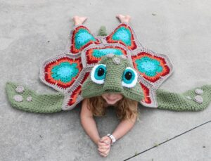 Get the pattern from MJ's Off The Hook Designs #crochet