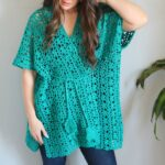 Crochet a Gorgeous Lacy Days Coverup Designed By Michelle Moore … a MUST-Make!
