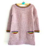 Knit a Spirited 'Sunshine In My Pocket' Tunic, Designed By Lisa Chemery