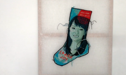 She Sparks Joy! Watch Katika Crochet A Portrait of Marie Kondo (KonMarie)