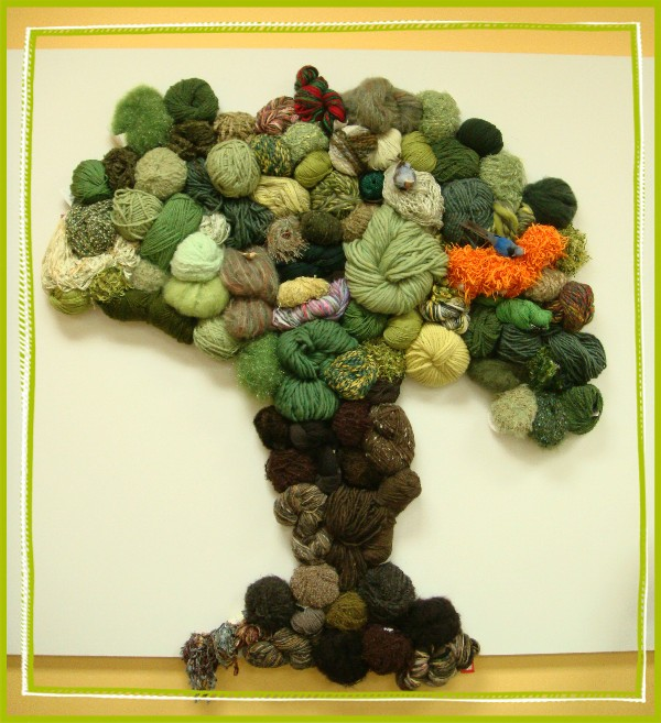 Wouldn't It Be Great If Yarn Grew On Trees?