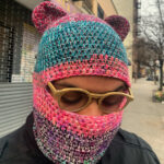Crochet a Space Bear Balaclava Designed By Alex Reynoso … a Timely Hat of Necessity, Hope and Encouragement