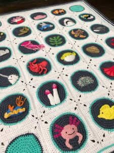 Get the crochet pattern designed by Pony McTate #crochet