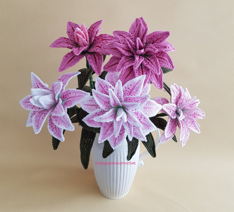 Designer Spotlight: Yes, You Can Crochet Astonishingly Life-Life Flowers, Designed By Pippa Patterns